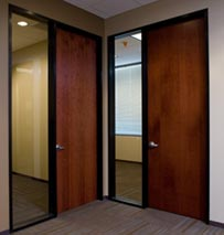 commercial wood door atlanta