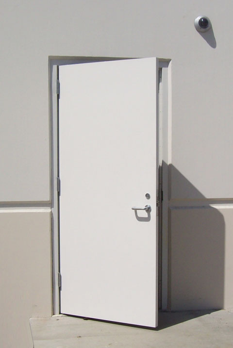 atlanta commercial door hollow metal door